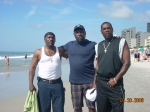 Kenneth, Greg, and Vaughn  Myrtle Beach 2008